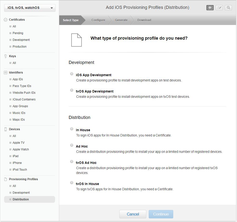 Распространение приложения под iOS внутри компании (Enterprise Distribute iOS App in-house) - 36