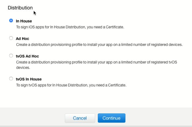 Распространение приложения под iOS внутри компании (Enterprise Distribute iOS App in-house) - 37