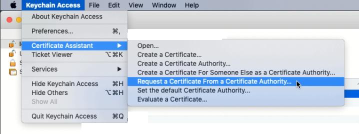 Распространение приложения под iOS внутри компании (Enterprise Distribute iOS App in-house) - 4
