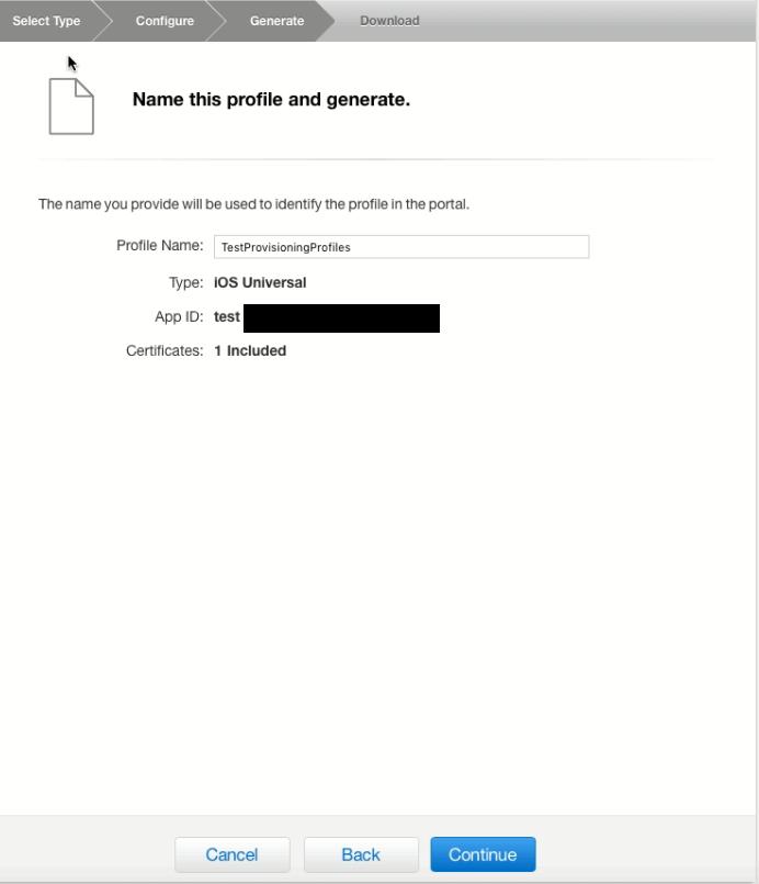 Распространение приложения под iOS внутри компании (Enterprise Distribute iOS App in-house) - 40