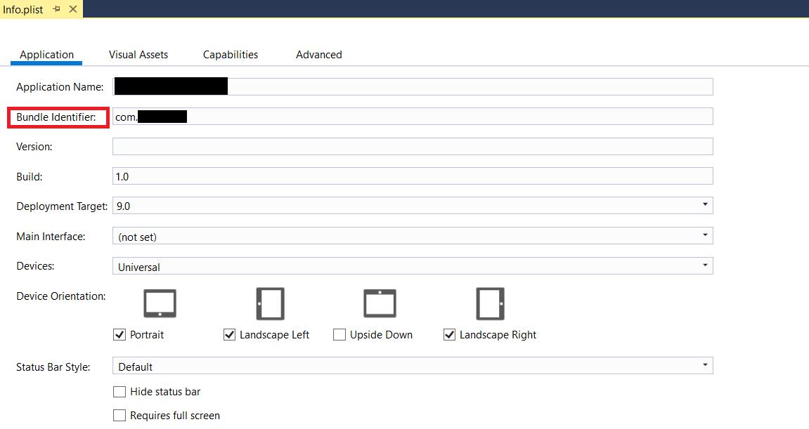 Распространение приложения под iOS внутри компании (Enterprise Distribute iOS App in-house) - 48