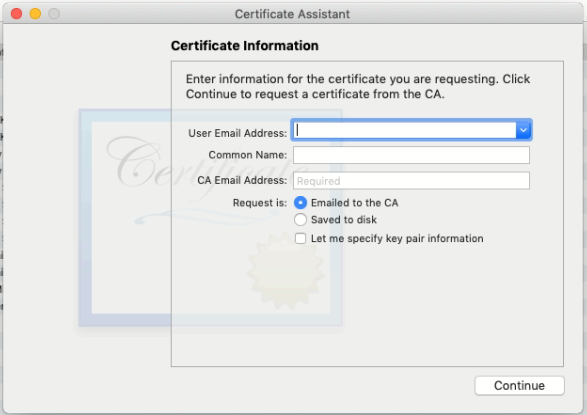 Распространение приложения под iOS внутри компании (Enterprise Distribute iOS App in-house) - 5