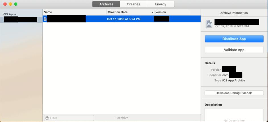 Распространение приложения под iOS внутри компании (Enterprise Distribute iOS App in-house) - 53