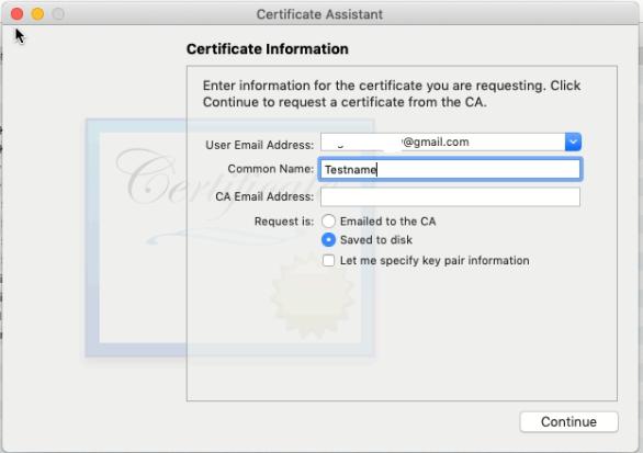 Распространение приложения под iOS внутри компании (Enterprise Distribute iOS App in-house) - 6