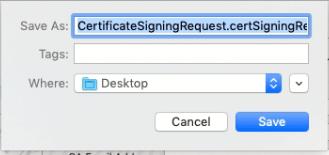 Распространение приложения под iOS внутри компании (Enterprise Distribute iOS App in-house) - 7