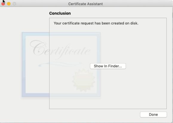 Распространение приложения под iOS внутри компании (Enterprise Distribute iOS App in-house) - 8