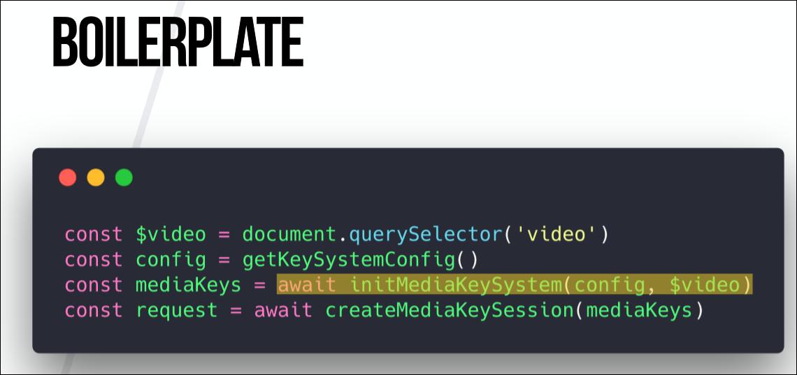 EME? CDM? DRM? CENC? IDK! Что нужно, чтобы сделать собственный видеоплеер в браузере - 15