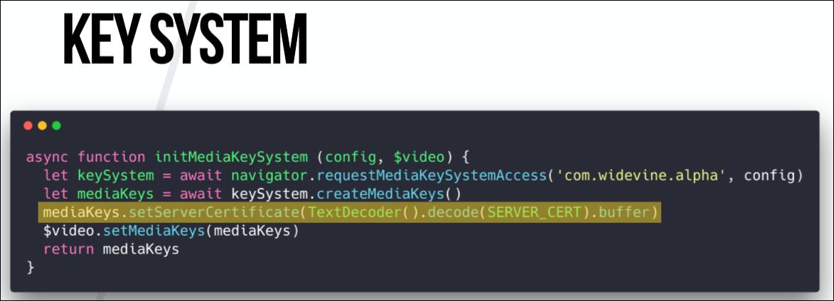 EME? CDM? DRM? CENC? IDK! Что нужно, чтобы сделать собственный видеоплеер в браузере - 17