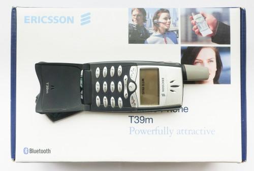 Древности: Ericsson T39 и ранний мобильный интернет - 1