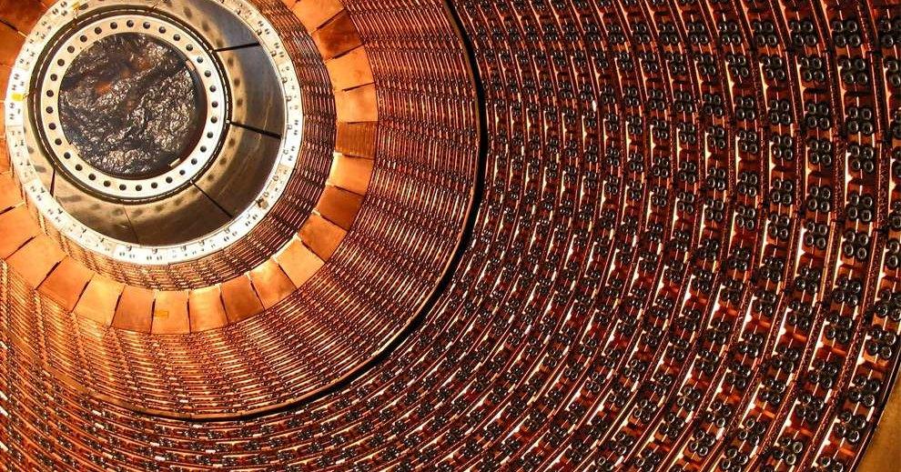 Китай планирует построить самый мощный коллайдер