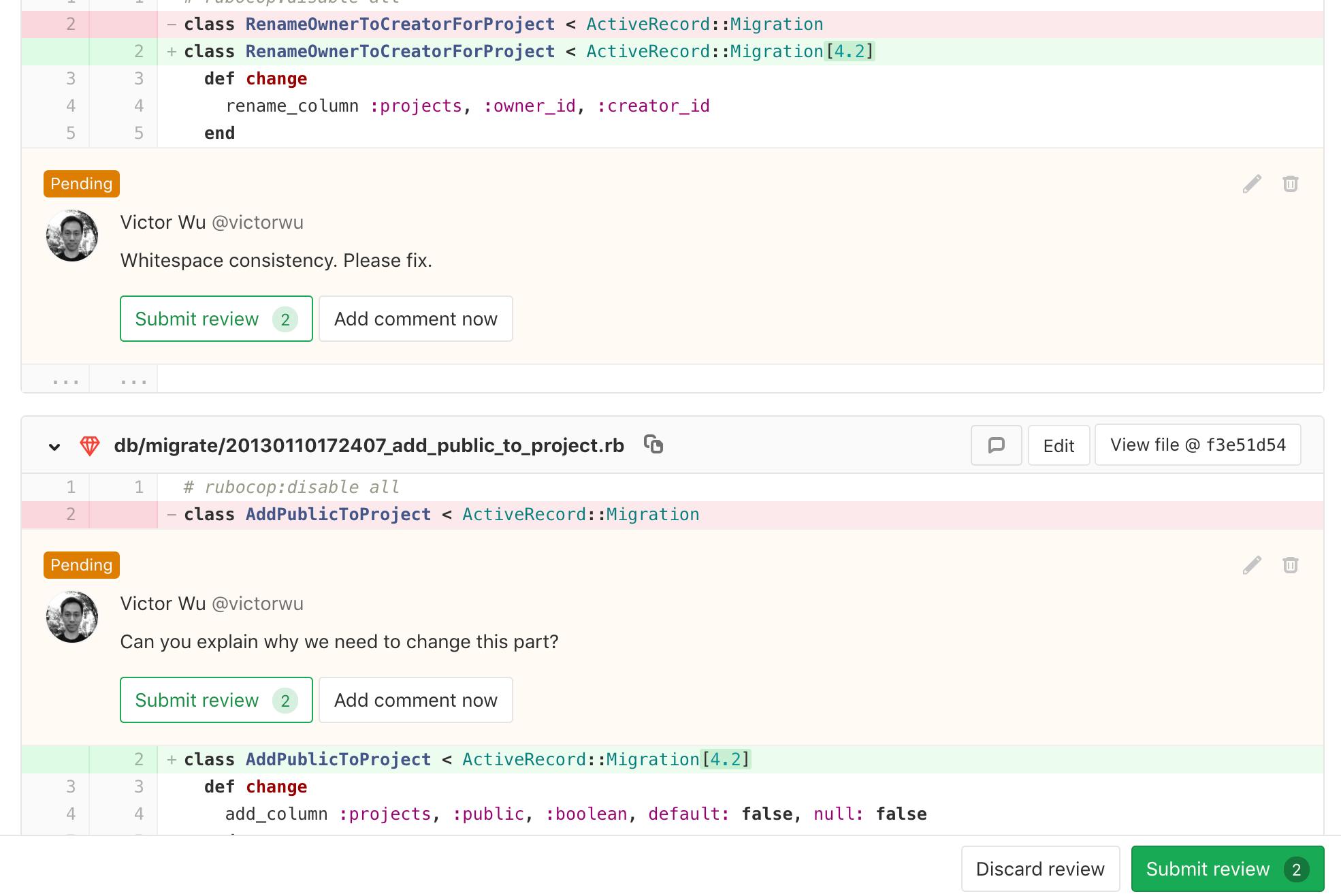 Новый выпуск GitLab 11.4 с рецензированием запросов слияния и флажками функций - 2
