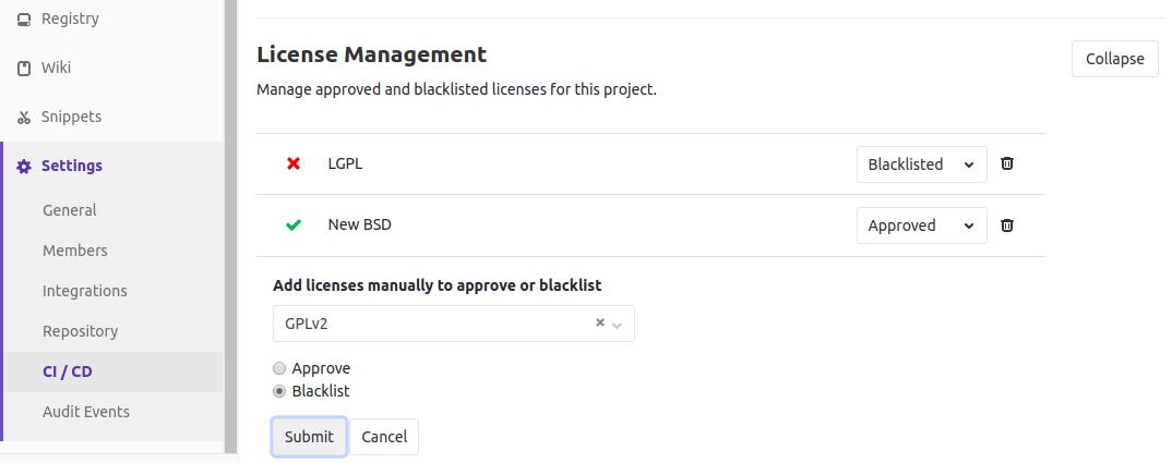 Новый выпуск GitLab 11.4 с рецензированием запросов слияния и флажками функций - 29
