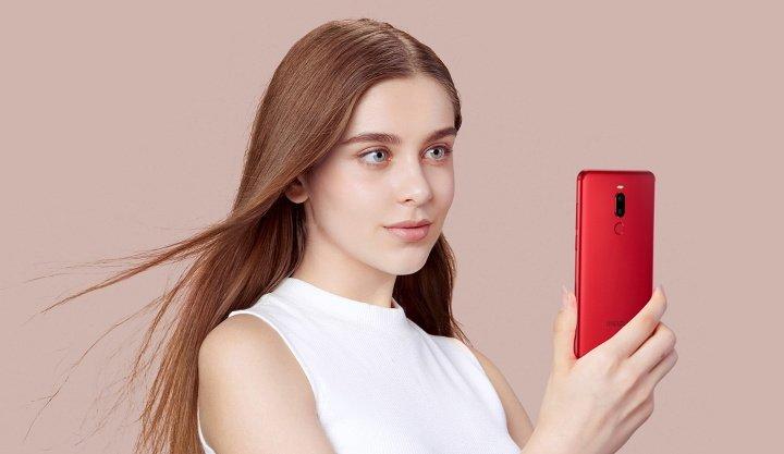 Состоялся анонс недорогого планшетофона Meizu Note 8