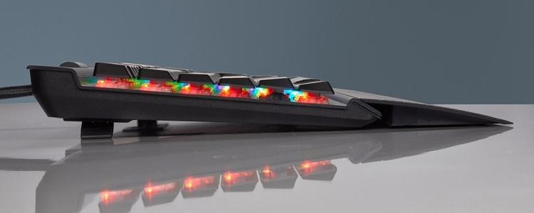 Corsair K70 RGB MK.2 Low Profile: клавиатура с низкопрофильными переключателями