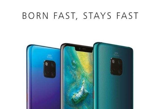 Huawei троллит Samsung и Apple, заверяя, что никогда не замедляет свои смартфоны