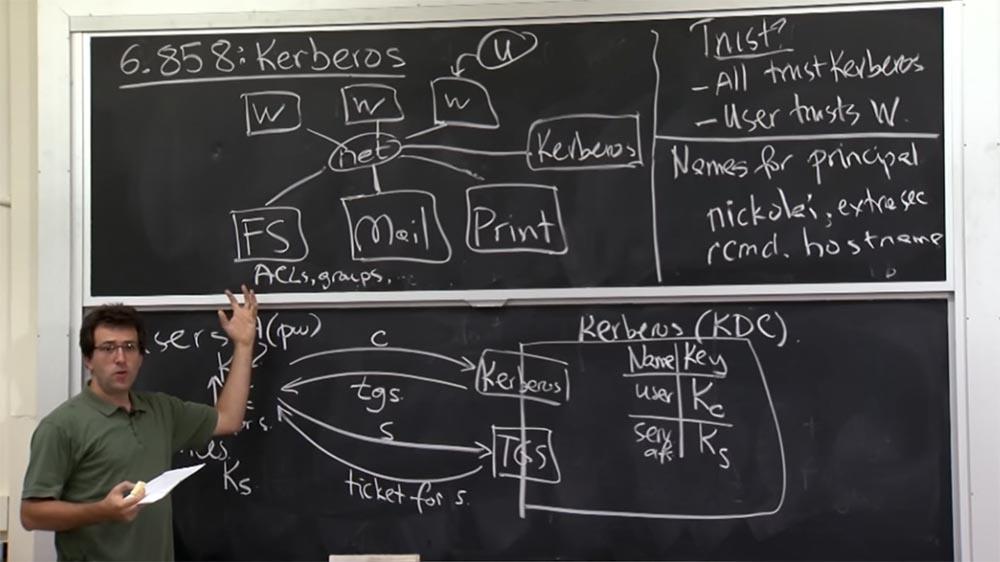 Курс MIT «Безопасность компьютерных систем». Лекция 13: «Сетевые протоколы», часть 1 - 10