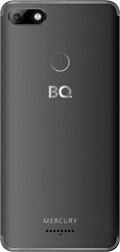 Смартфон BQ-6016L Mercury с 6-дюймовым экраном поддерживает до 2 дней автономной работы