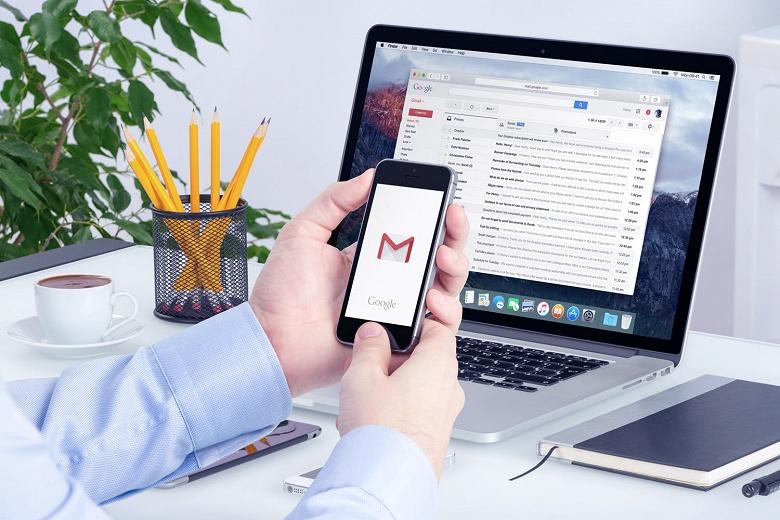 Google отмечает 1,5 миллиарда пользователей электронной почты Gmail