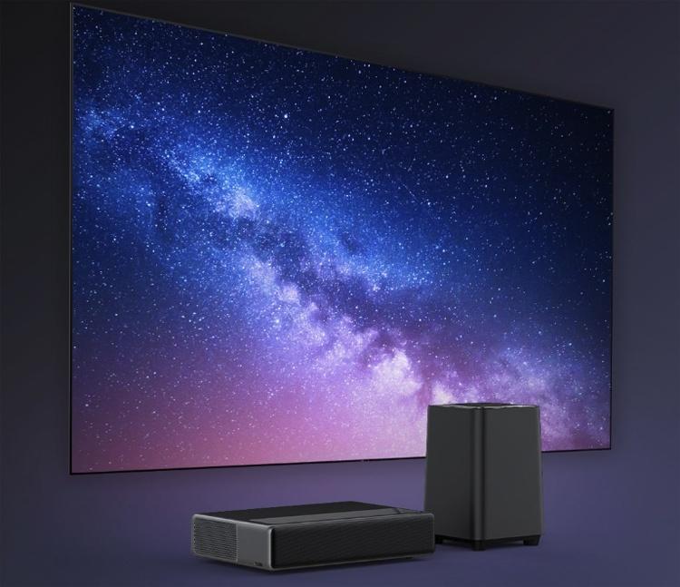 Xiaomi Wemax One: лазерный проектор формата Full HD