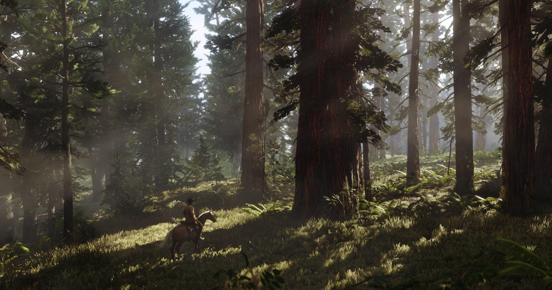 Долгожданная новая часть вестерна от Rockstar: вышла Red Dead Redemption 2