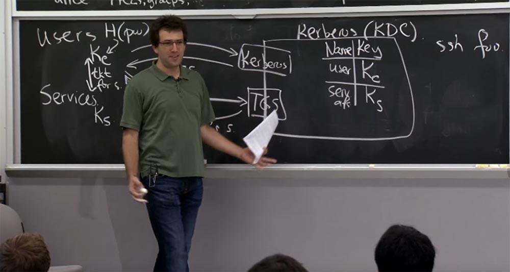 Курс MIT «Безопасность компьютерных систем». Лекция 13: «Сетевые протоколы», часть 3 - 2