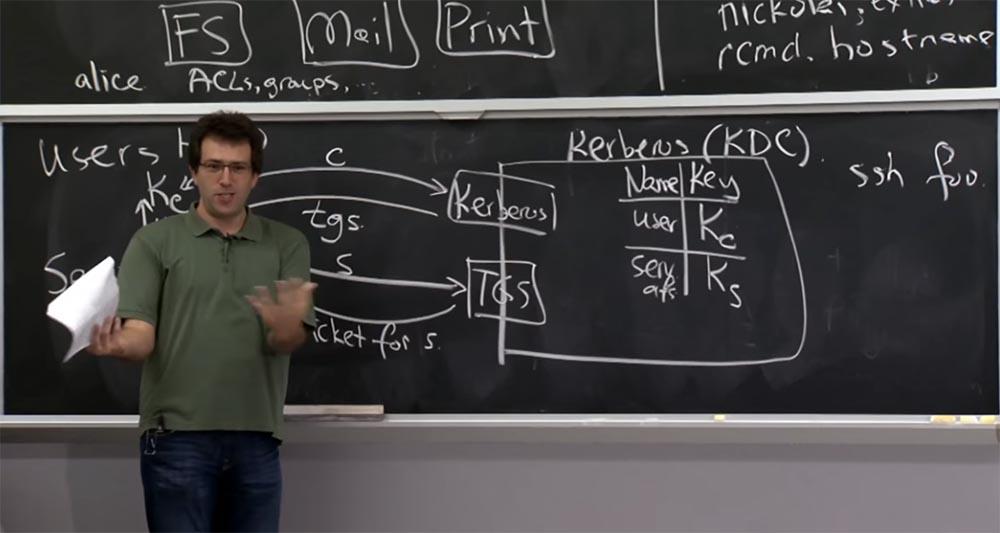 Курс MIT «Безопасность компьютерных систем». Лекция 13: «Сетевые протоколы», часть 3 - 4