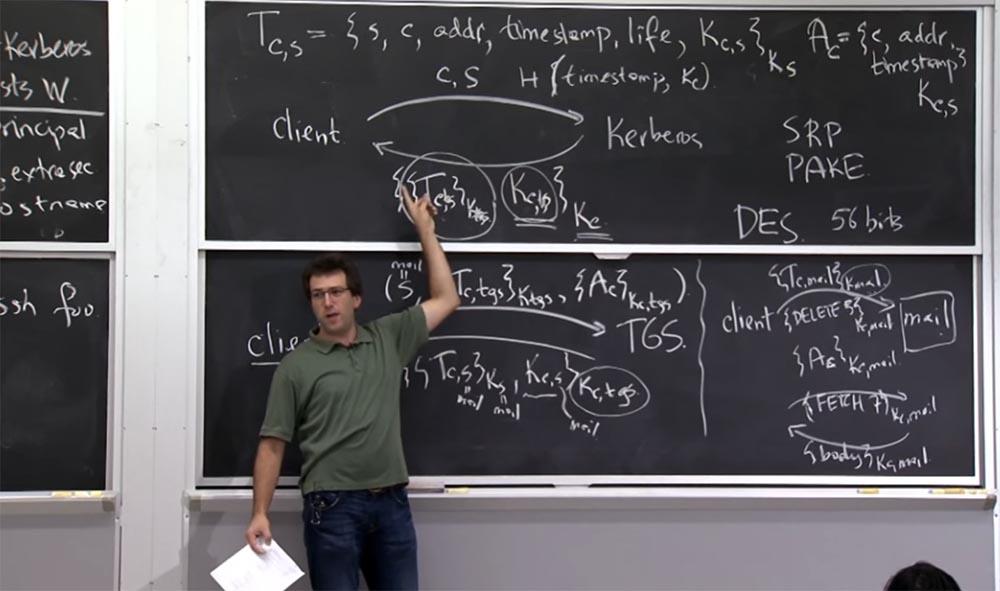 Курс MIT «Безопасность компьютерных систем». Лекция 13: «Сетевые протоколы», часть 3 - 5