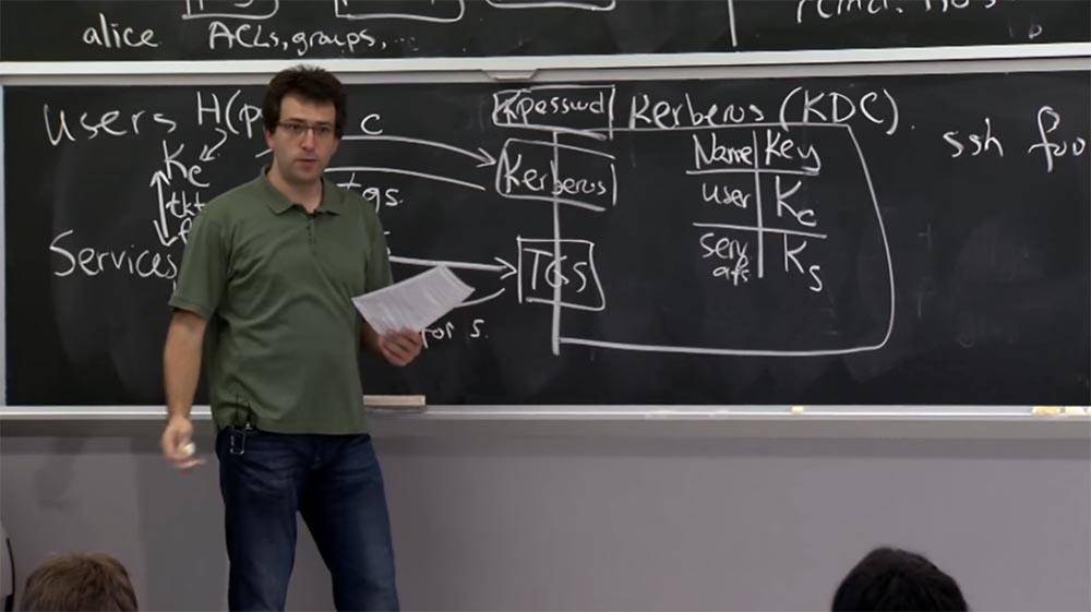 Курс MIT «Безопасность компьютерных систем». Лекция 13: «Сетевые протоколы», часть 3 - 6
