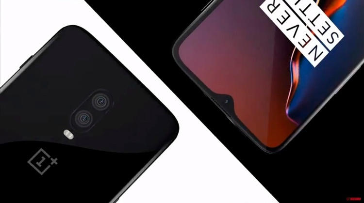 Анонс OnePlus 6T: новый «убийца флагманов» с каплевидным вырезом и сканером отпечатков в экране