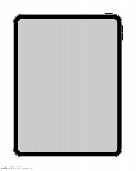 Изображение нового iPad Pro обнаружили в бета-версии iOS