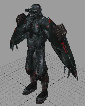 Киберпанк 2000: инструменты создания Deus Ex - 19