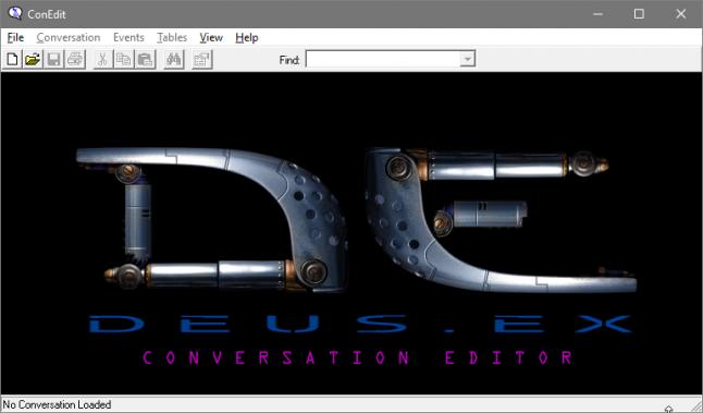 Киберпанк 2000: инструменты создания Deus Ex - 20