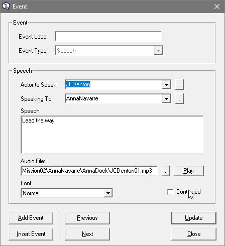 Киберпанк 2000: инструменты создания Deus Ex - 22