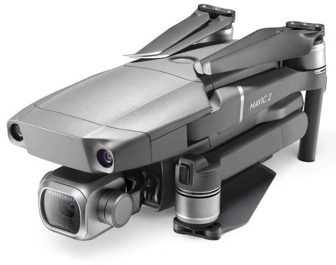 DJI выпустила модернизированную версию дрона Mavic 2 для корпоративных клиентов