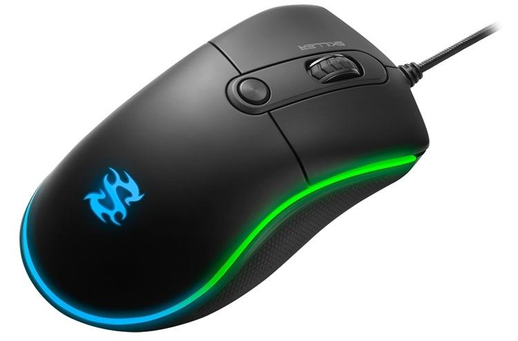 Sharkoon Skiller SGM2: игровая мышь с RGB-подсветкой
