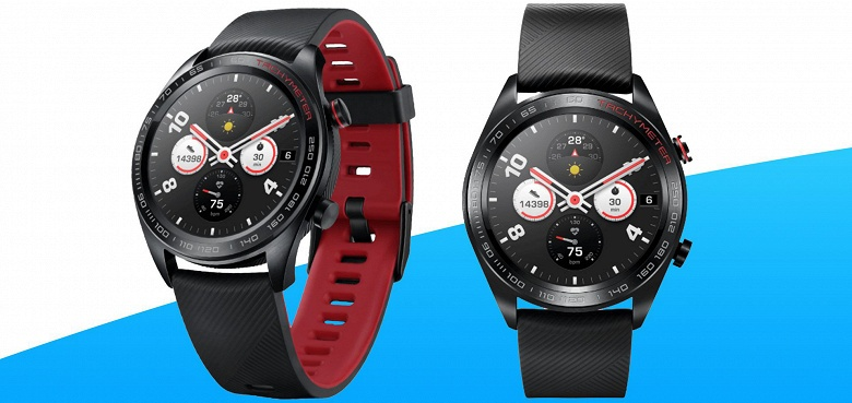 Часы Honor Watch, которые в теории могут стать бестселлером, красуются на качественном изображении
