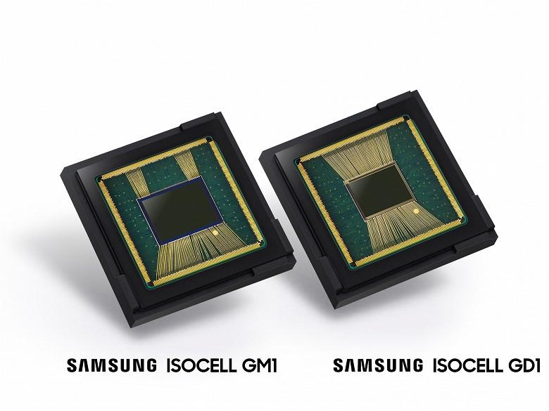 Датчики изображения Samsung GM1 и GD1 разрешением 48 и 32 Мп предназначены для смартфонов