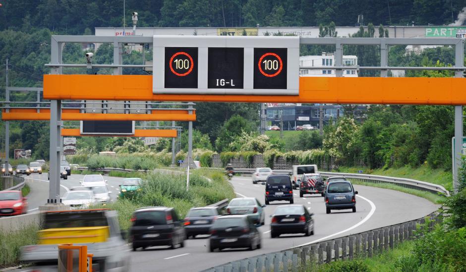 Ограничение скорости для электромобилей - 1