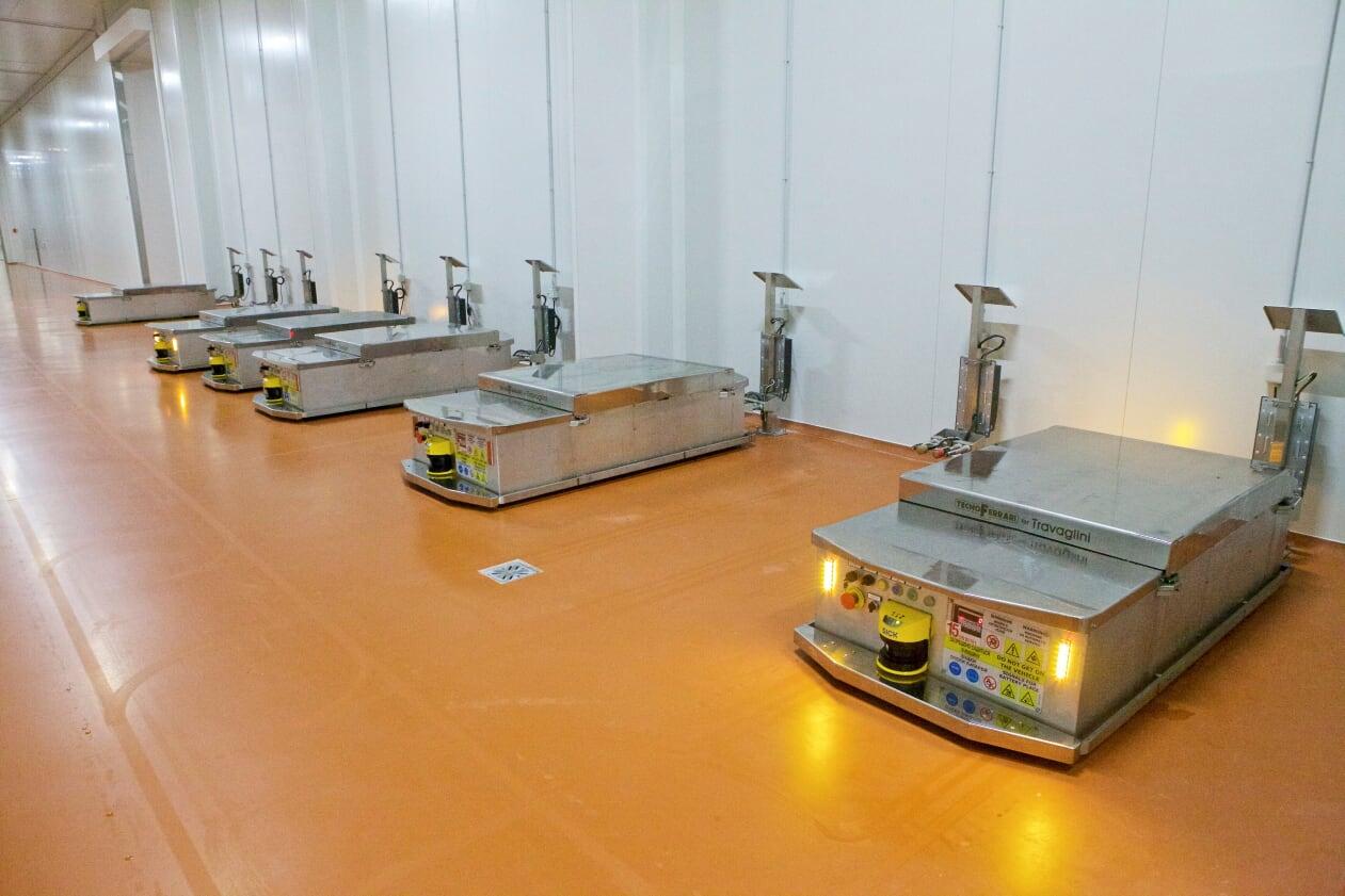 Первый в России робот-завод и при чём тут колбаса? - 3