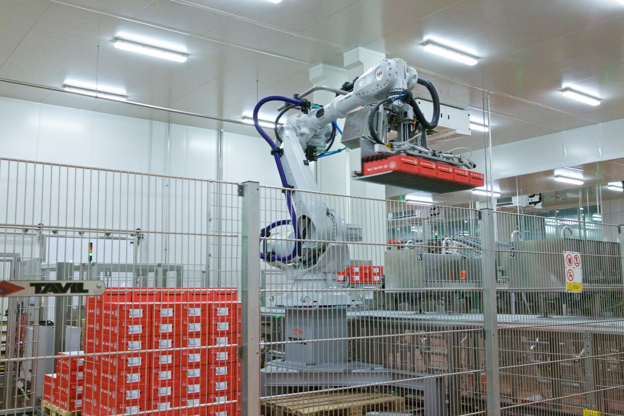 Первый в России робот-завод и при чём тут колбаса? - 4