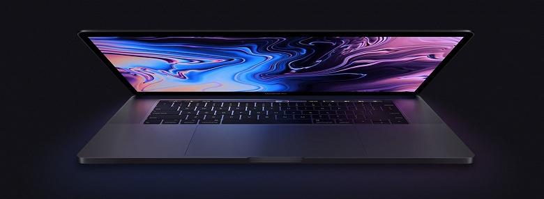 В следующем месяце ноутбуки Apple MacBook Pro получат видеокарты Radeon Pro Vega 16 и Pro Vega 20