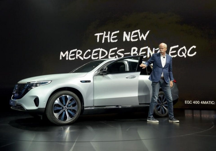 Mercedes-Benz может вновь вернуться к партнёрству с Tesla