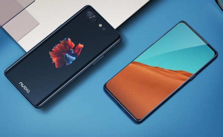 Nubia X: мощный смартфон с двумя дисплеями