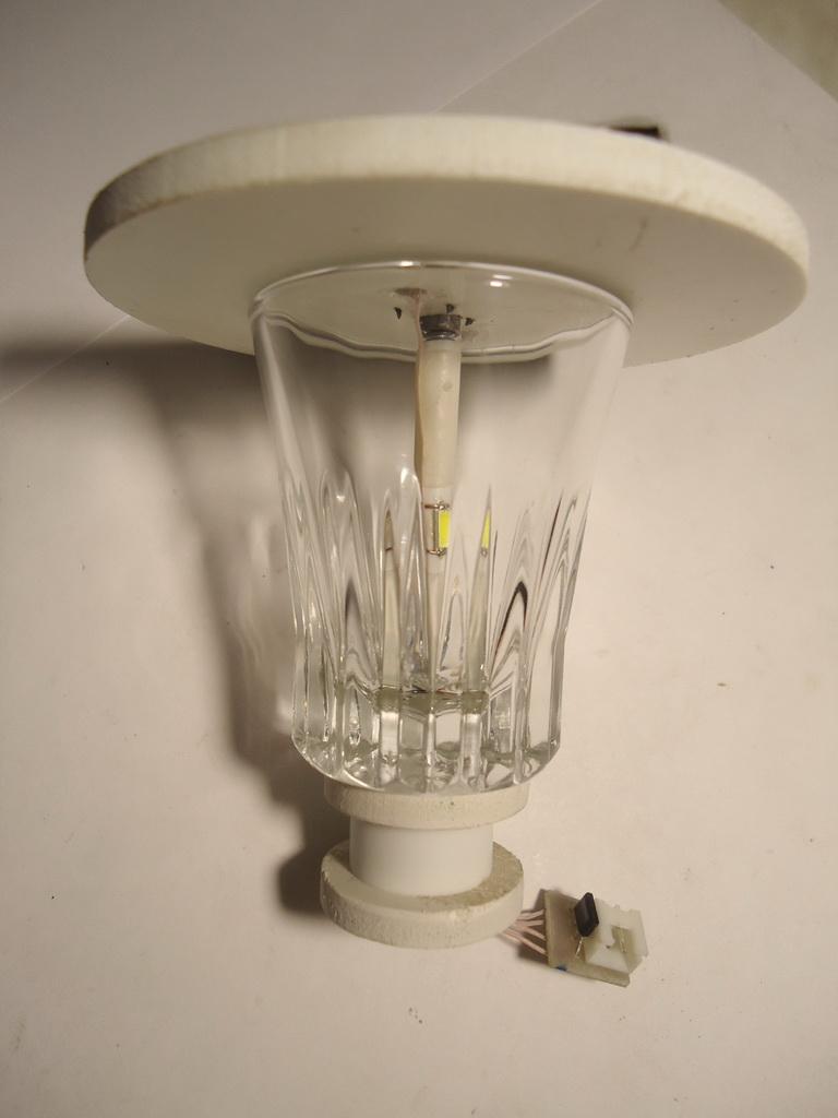 Как сделать солнечный фонарик своими руками (часть 1) - 31