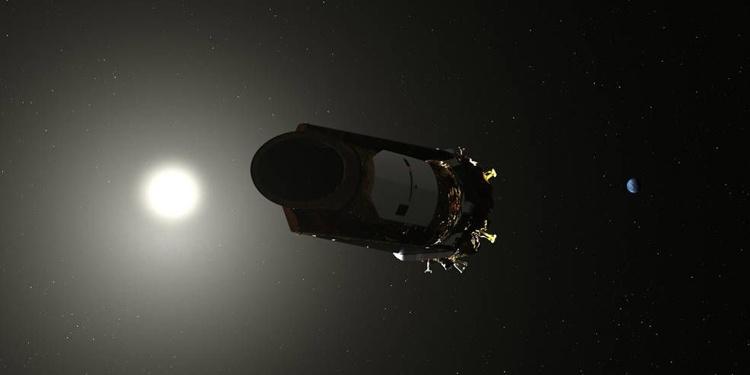 Космический телескоп Kepler завершил работу