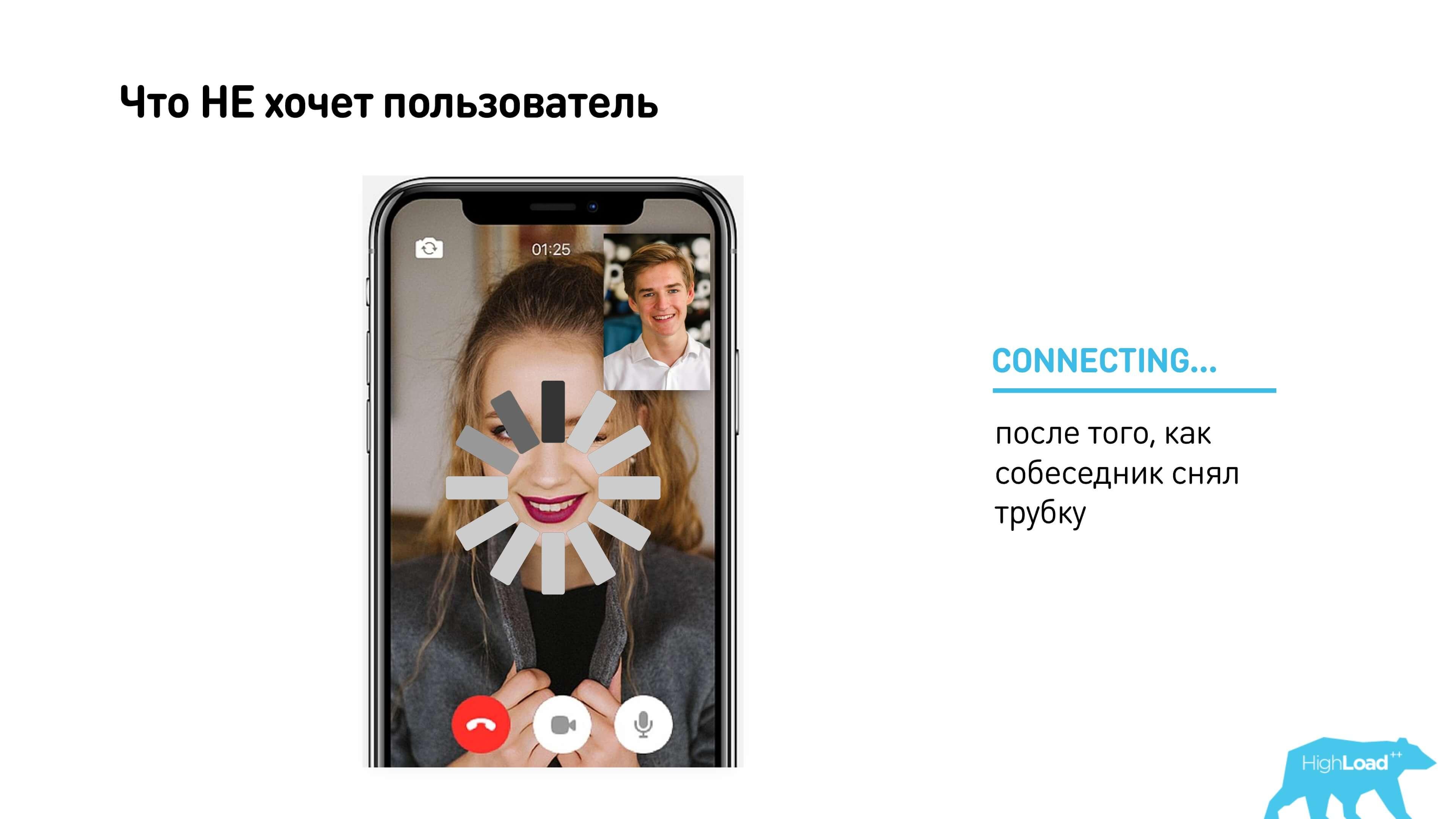 Миллион видеозвонков в сутки или «Позвони маме!» - 4