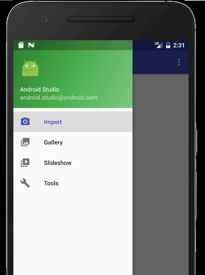 Навигация в Android: от UX до реализации. Часть 1 - 1