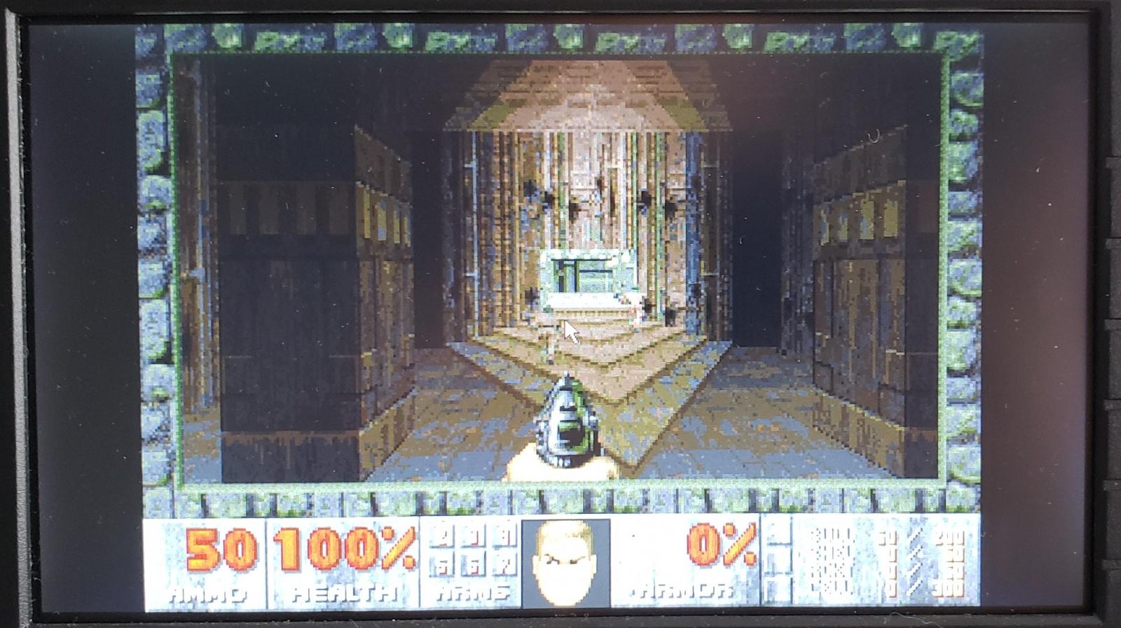 Получаем доступ к рабочему столу WinCE и запускаем Doom на осциллографе Keysight DSOX1102G - 11