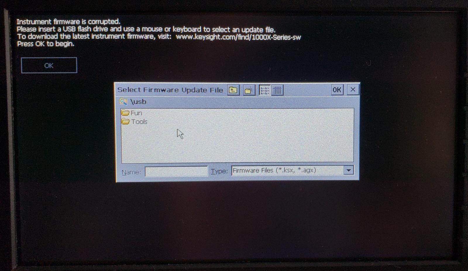 Получаем доступ к рабочему столу WinCE и запускаем Doom на осциллографе Keysight DSOX1102G - 6