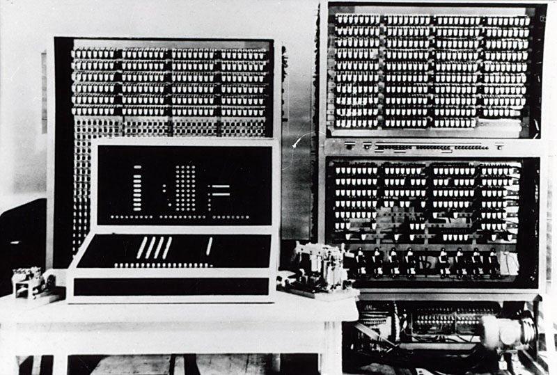 Ретроспектива технологических стартапов. Z3 — первый релейный компьютер - 11